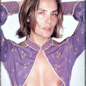 Emmanuelle Seigner Nude Topless Pictures Playboy Photos Sex Scene