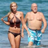 Bentley nackt jenna Playboy model