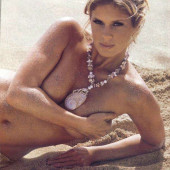 Rachel Hunter Nude Topless Pictures Playboy Photos Sex Scene