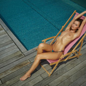 Stefanie Balk nude-playboy