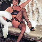 Pictures of joan collins nude