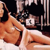Barbara Bach Nude Topless Pictures Playboy Photos Sex Scene