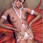 Josephine baker boobs