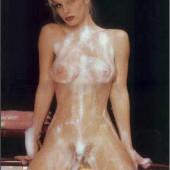Naked boob drop gif