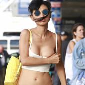 Bai Ling nipple-slip