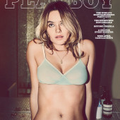 Camille Rowe playboy