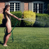 Hope Solo fully-nude