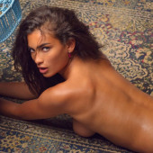 Kelly Gale topless-playmate