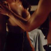 Aja Naomi King Topless