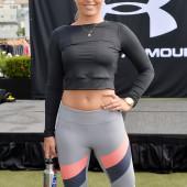 Lindsey Vonn underarmour