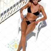 Madalina Diana Ghenea topless-sexy