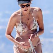 Sharon Stone tit-slip