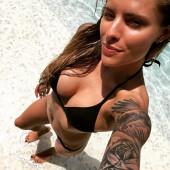 Sophia Thomalla sexy-selfie
