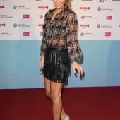Laura Wontorra high-heels-beine