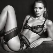 Abbey Lee Kershaw lingerie