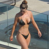 Abigail Clarke bikini