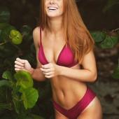 Abigail Cowen bikini