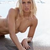 Abigail Dahlkemper beach