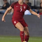 Abigail Dahlkemper soccer