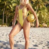 Abigail Dahlkemper swimsuit
