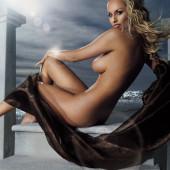 Adriana Karembeu topless pictures