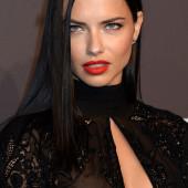 Adriana Lima braless