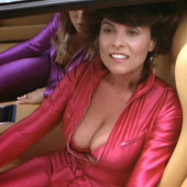 Adrienne Barbeau cleavage