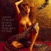 Aida Yespica naked