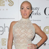 Aisleyne Horgan-Wallace braless