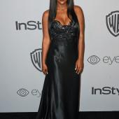 Aja Naomi King cleavage