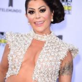 Alejandra Guzman braless