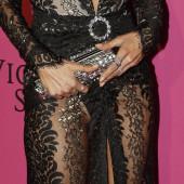 Alessandra Ambrosio puss slip
