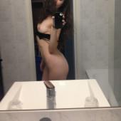 Alexa Nikolas leaked selfi