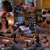 Alexandra Breckenridge hot scene