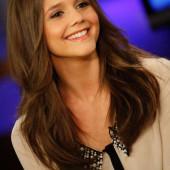 Alexandra Chando sexy smile