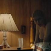 Alexandra Daddario nude scene