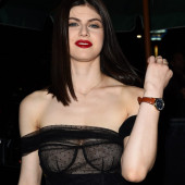 Alexandra Daddario see through