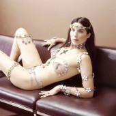 Alexandra Polzin nackt