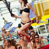 Ali Cobrin bikini