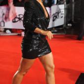 Alicia Keys sideboob