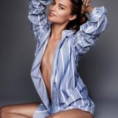 Alicia Vikander braless