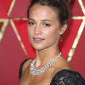Alicia Vikander fake