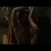 Alicia Vikander nackt scene
