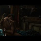 Alicia Vikander naked scene