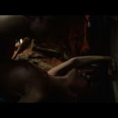 Alicia Vikander nude scene