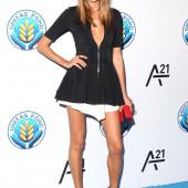 Alina Baikova legs
