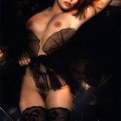 Armitage  nackt Alison Playboy Playmate
