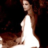 Alyssa milano real nude
