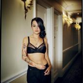 Alizee Jacotey naked