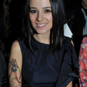 Alizee Jacotey tattoo